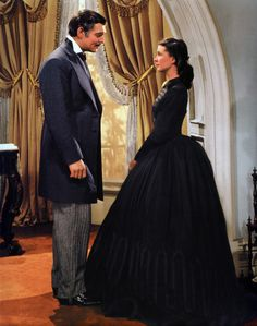 Clark Gable y Vivien Leigh Vivien Leigh, Classic Hollywood, Old Hollywood, Wind Movie, Tomorrow Is Another Day, Scarlett, Clark Gable, Gone With The Wind, British Actresses
