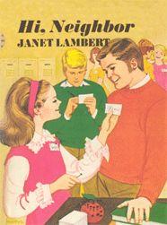 Hi Neighbor by Janet Lambert