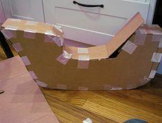Cómo hacer una piñata de un barco pirata paso a paso