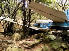 Avioneta del Montseny Barcelona Things To Do In, Girona Spain, Wanderlust Travel, Abandoned Places, Trekking, Travel Inspiration, Stuff To Do, Road Trip, To Go