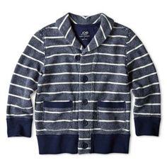 Joe Fresh™ Toddler Boy Long Sleeve Sweater - JCPenney