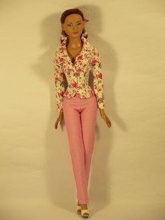 Rose de Mai *Summer set for American Model Tonner Doll and Youth Dollmore Eve* de la boutique latelierderosy sur Etsy