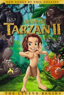 Walt Disney Tarzan II The Legend Begins DVD 2005 Animated Original authentic Movies 2019, Hd Movies, Movies To Watch, Movie Tv, Tarzan, Popular Movies, Latest Movies, Bambi 1942, Cartoon Online