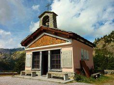 Le Chatelard, chapelle d' Emosson .