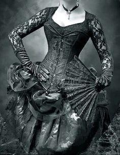 Victorian Gothic Aristocrat!  Amazing!!!
