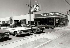 Vintage Trucks Olds Dealer - Chevrolet Dealership, Chevrolet Trucks, Used Car Lots, New Car Smell, American Classic Cars, Vintage Trucks, Vintage Auto, Classic Chevy Trucks, Autos