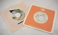 Lot of 2 The Doobie Brothers Black Water & Ambrosia Warner Bros 45 RPM Records
