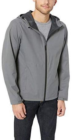 Men's Padded MA-1 Jacket (Grey, Medium) at Amazon Men's Clothing store Ma 1 Jacket, Nylon Bomber Jacket, Flight Bomber Jacket, Fur Collar Jacket, Gray Jacket, Mens Essentials, Amazon Essentials, Cold Weather Jackets, Waterproof Rain Jacket