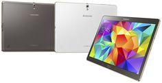 Samsung presenta ufficialmente i nuovi Galaxy Tab S