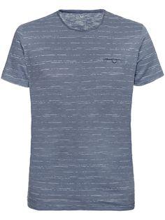 T-shirt, Blå, Men - KappAhl