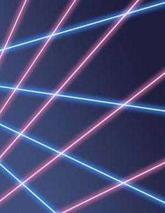 laser beam backdrop!