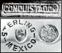 REF Mexican Silver Marks II - Online Encyclopedia of Silver Marks, Hallmarks & Makers' Marks