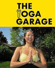Free outdoor yoga from The Yoga Garage