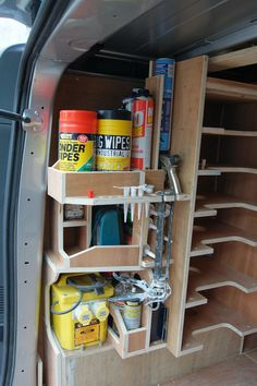 Van Racking | THISisCarpentry