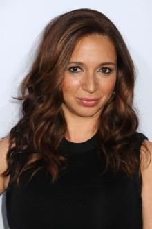 Maya Rudolph--she's perfection! The fact that she's a fellow Leo lioness is just lagniappe.