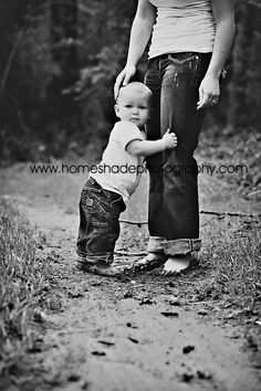 Cute mommy and me pic...minus the mud :)@Terra Fair