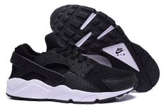 new arrival 7c2f7 68441 Nike Air Huarache Oreo Black White Safari Nike Shoes Outfits, Nike Free  Shoes, Nike
