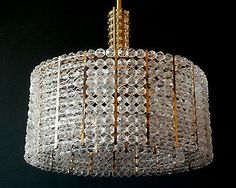 LOVELY-AUSTRIAN-LUCITE-CRYSTAL-PEARLS-CHANDELIER-STEJNAR-LAMP-1950-s-1960s BY graf-von-brueck ON EBAY