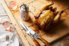 Rosé Can Chicken, We've Been Waiting for You