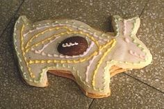 Figolli (Marzipan-Filled Easter Pastries) from malta. my cookies will be much prettier, but the idea is what im looking for. Maltese, Easter Biscuits, European Cuisine, Easter Traditions, Ancient Symbols, Easter Cookies, Marzipan, Easter Recipes, Sugar And Spice