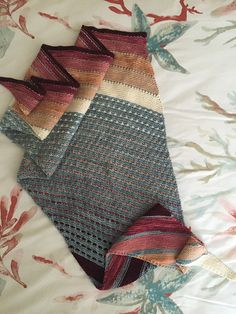 Ravelry: Project Gallery for On the Spice Market pattern by Melanie Berg