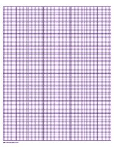 Printable 10 Squares Per Inch Purple Graph Paper for Letter Paper Cross Stitch Fairy, Baby Hats Knitting, Mandala Coloring Pages, Teacher Appreciation Week, Graph Paper, Printable Paper, Plastic Canvas Patterns, Junk Journal, Tiny Homes