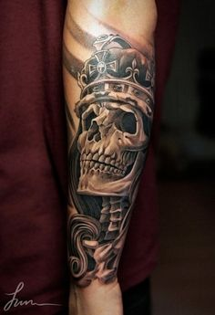 Black And Gray | Arte Tattoo - Fotos e Ideias para Tatuagens - Part 81