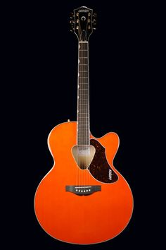 Gretsch G5022CE Rancher Jumbo Cutaway. Awesome price and color. I love that Gretsch pick-guard.