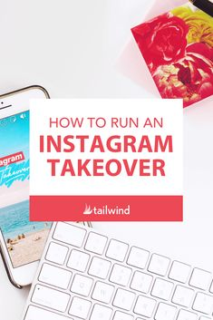 How to Run An Instagram Takeover - Considering an Instagram takeover to promote your latest product or introduce a collab? Here's a step-by-step guide to running a successful takeover! Social Media Plattformen, Social Media Marketing, Content Marketing, Instagram Feed, Instagram Design, Instagram Users, Marketing Digital, Online Marketing, Affiliate Marketing