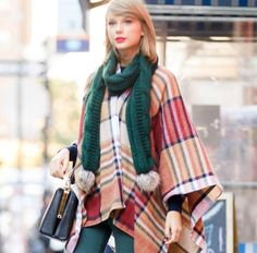 Steal Taylor Swift's Fab Fall Look