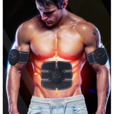 "HOT PRICES FROM ALI - Buy ""Abdominal machine electric muscle stimulator ABS ems Trainer fitness Weight loss Body slimming Massage with replace gel pad"" from category ""Beauty & Health"" for only USD. Fitness Workouts, Fitness Motivation, Training Fitness, Fitness Gear, Leg Training, Fitness Quotes, Mens Fitness, Abdominal Exercises, Abdominal Muscles"
