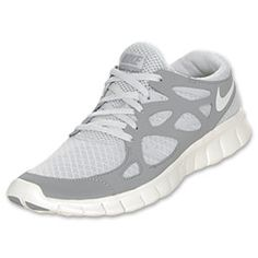 The closest thing to running barefoot is the Nike Free Run+ 2 Running Shoe, a comfortable, highly flexible shoe that trains your feet to be stronger. Designed with a full bootie, the Nike Free Run+ gives you a customized, barefoot-like feel during your run. The lightweight mesh upper features a seamless forefoot for exceptional comfort. Sipes across the top of the midsole encourage toes to flex and grip naturally, which engage muscles normally neglected in traditional footwear. The Nike Free…