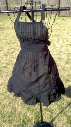Such a classy apron!