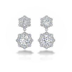 Integre Drop Earrings | Forevermark