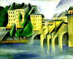 Tarsila do Amaral – Pont-neuf