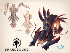ArtStation - Sharbound! Pre-Alpha Release, Nicholas Kole