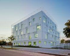 Fassade bürogebäude  Bürogebäude Haus 1 in München - Fassade - Büro / Verwaltung ...