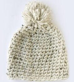 Combat the ever-approaching chilly winter temps with this warm beanie, made just for babies. Made with 100% merino wool yarn, it keeps their ears mighty toasty and looks pretty adorable too.