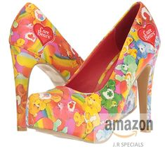 f6c6d84370 Iron Fist Women s Lots a Rainbows Platform Heels