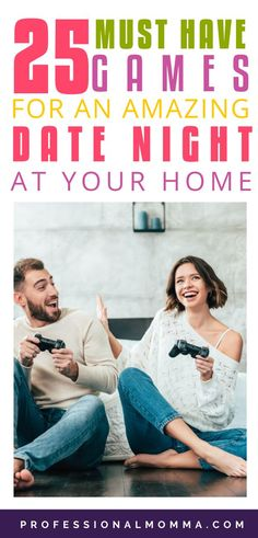 Find the best date night games for couples who want to add intimicy back into their relationship without leaving the house. Perfect for any married couple. Date Night Games, Couples Game Night, Night Couple, Girls Night, Date Night In, Fun Couple Games, Fun Couple Activities, Date Activities, Couple Ideas