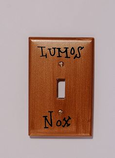 MUST make one or two of these.....we are replacing some outlets anyways!