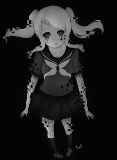 Yandere simulator - Fun girl by Crayonaa