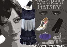 Fashion By Emovia Catalina: The Great Gatsby Fashion Inspirations