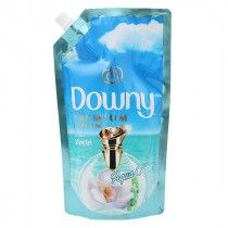 DOWNY Fabric Softener Aqua Ocean 490 ML. Downy Fabric Softener, Aqua, Ocean, Water, Sea, The Ocean