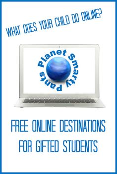 Free online destinations for gifted students: