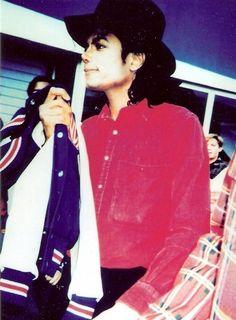Michael rare...❤️❤️❤️