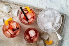 Try Negroni by FOOBY now. Or discover other delicious recipes from our category Drinks. Quick Recipes, New Recipes, Delicious Recipes, Coconut Vodka, Le Gin, Sweet Cocktails, Valeur Nutritive, Tequila Sunrise, Drink