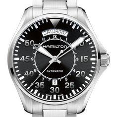 Hamilton Pilot Day Date Auto - Iconic Watches.