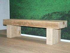 Banco de madera maciza 2009 - holz elf
