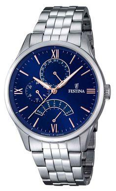 Festina Armbanduhr  16822_3 versandkostenfrei, 100 Tage Rückgabe, Tiefpreisgarantie, nur 122,55 EUR bei Uhren4You.de bestellen
